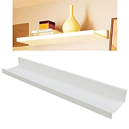 High Quality Modern Home White Deep Wall Ledge Shelf 36u0026quot ... Great Pictures