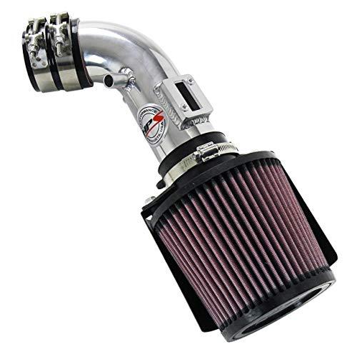HPS Short ram Air Intake Kit Polish for 06-11 Honda Civic DX EX LX 1.8L