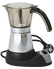 FLAMEER Espressobryggare kaffebryggare mokkabryggare kaffekanna