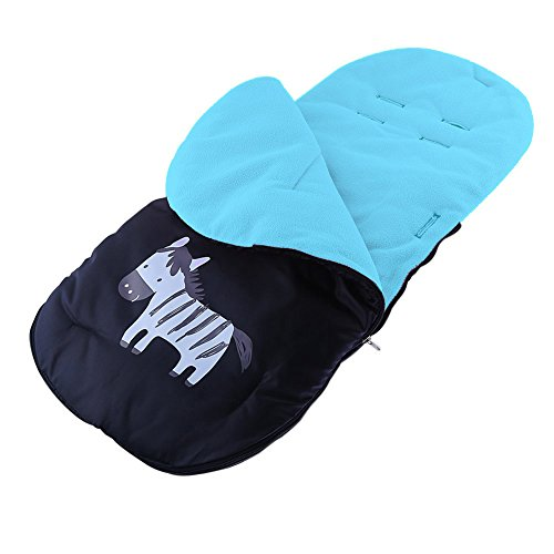 Potato001 Baby Stroller Footmuff Cover Warm Sleeping Bag Carriage Pushchair Foot-cover by Potato001