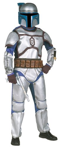 Deluxe Jango Fett Costume - Medium