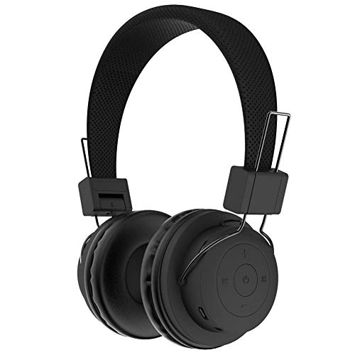 Bluetooth Headphones, Letscom Wireless Headphones Over Ear with Hi-Fi Sound