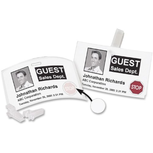 Label Dymo Name Badge (LABEL, DYMO NAME BADGE 12-HOUR TIME Electronic Computer)