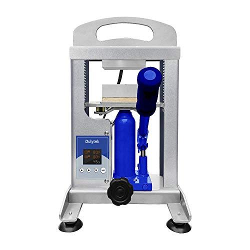 Dulytek DHP5 Hydraulic Heat Press, 5 Ton Pressing