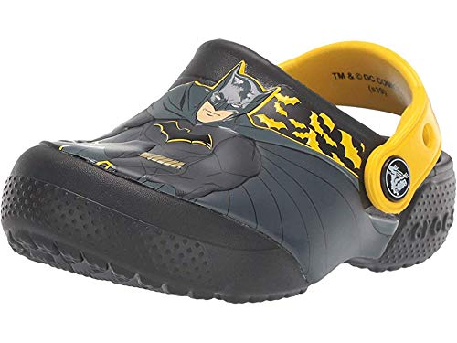 Batman Shoes For Women - Crocs Kids' Fun Lab Iconic Batman