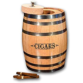 Amazon Com Infusion Humidor Cigar Barrel From American