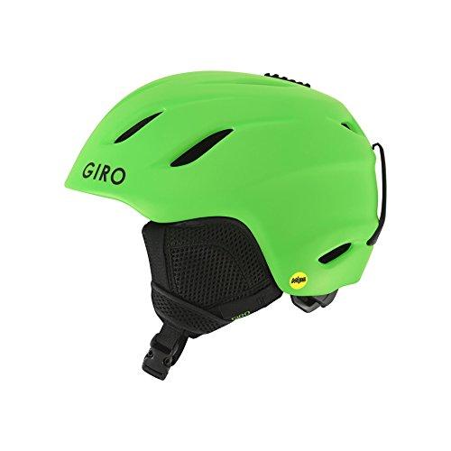 Giro NINE JR MIPS Childrens Snowboard Ski Helmet Matte Bright Green Medium