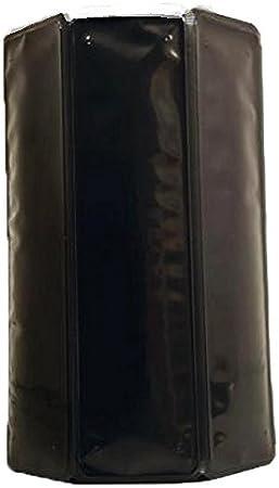 Vacu Vin Enfriador Activo de Vino, Color Negro, 1 Pack