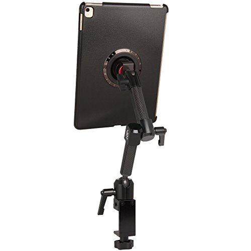 The Joy Factory MagConnect Carbon Fiber C-Clamp Dual Arm Mount for iPad Pro 9.7'' and iPad Air 2 (MMA516) by The Joy Factory