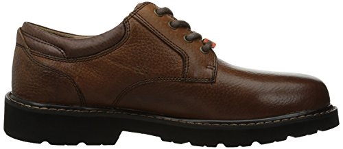 Dockers Shelter - Zapatos de cordones para hombre Beige Dark Tan, color marrón, talla 44