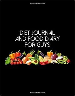 dieting food log book