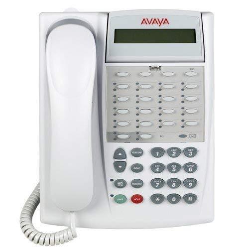 Avaya Partner 18d Series - Avaya Partner 18D Series 2 Telephone - White (700340219) (Certified Refurbished)