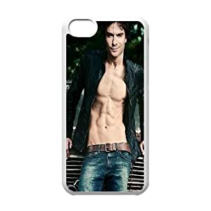 The Vampire Diaries DIY Cover Case for Iphone 5C,personalized phone case ygtg-339111