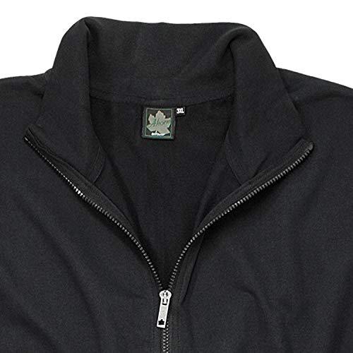 deportiva Jacket Ropa Hasta 10xl Ahorn Zip Talla pxOcWAnf