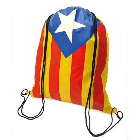 Sac /à dos estelada catalane