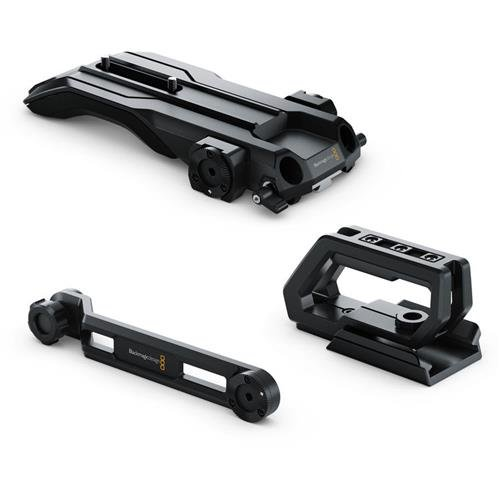 Blackmagic Design URSA Mini Shoulder Kit for the USRA Mini, Tripod Quick Lock Release by Black Magic
