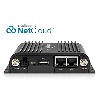 1-yr NetCloud Essentials for Mobile Routers with support and IBR900 router with WiFi (600Mbps modem), no AC power supply or antennas