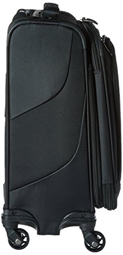 Travelpro Maxlite 4 International Carry-On Spinner Suitcase, Black by Travelpro (Image #2)