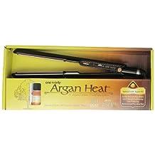 Babyliss Pro One 'n Only Argan Heat Ceramic Straightening Iron, 1 Inch