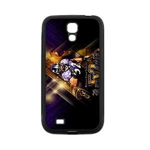 Custom Baltimore Ravens NFL Back Cover Case for SamSung Galaxy S4 I9500 JNS4-641