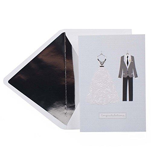 Hallmark Signature Wedding Card (Congratulations)