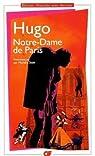 Notre-Dame de Paris : Edition illustrée avec dossier par Hugo