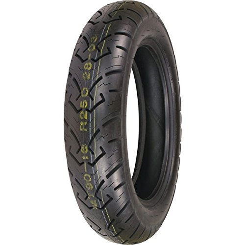 SHINKO 250 Series Tire - Front - MH90-21 , Position: Fron...