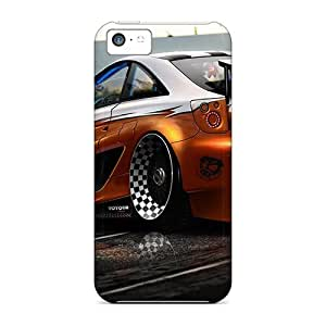 Sanp On Case Cover Protector For Iphone 5c (super Tuned Toyota Celica) hjbrhga1544