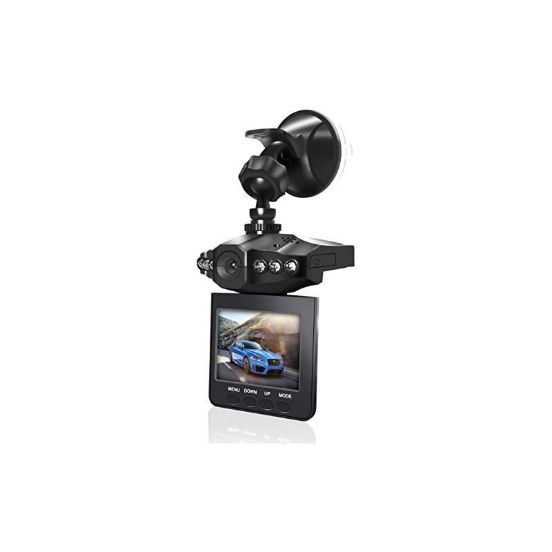 econoLED Dash Cam,Car DVR,Dashboard Came