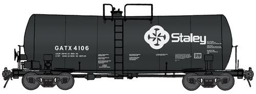 Funnel Flow Tank Car - 9
