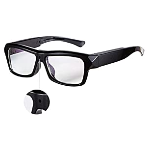 DATONTEN Glasses with Camera HD 720P Video Recording Glasses with 8GB SD Card