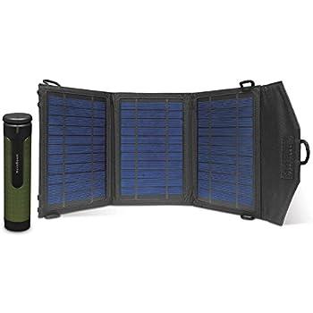 Amazon Com Instapark 10 Watt Solar Panel Portable Solar
