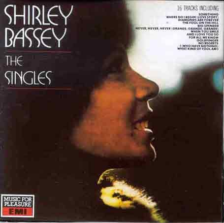 shirley singles Find shirley bassey discography, albums and singles on allmusic.