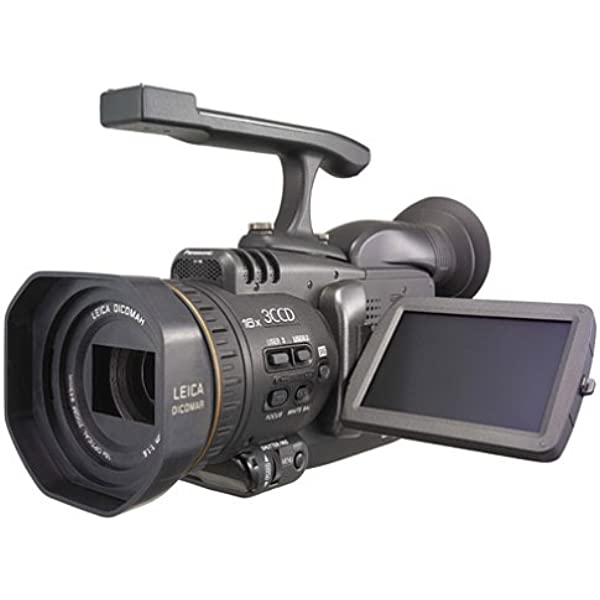 with SDC-26 Case Video Cameras and Phones Panasonic PV-DV53 Camcorder External Microphone Vidpro XM-AD5 Mini Pre-Amp Smart Mixer with Dual Condenser Microphones for DSLR/'s