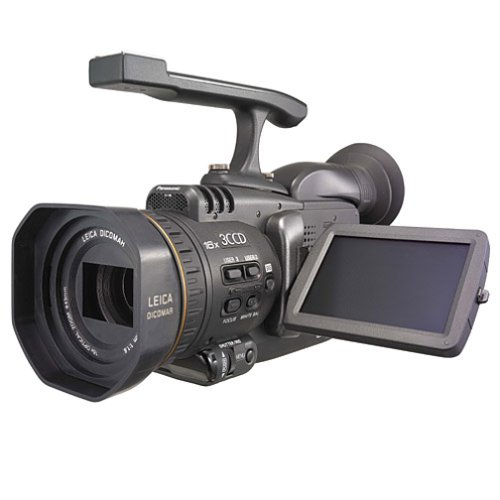 Panasonic AG DVC30 Camcorder Discontinued Manufacturer