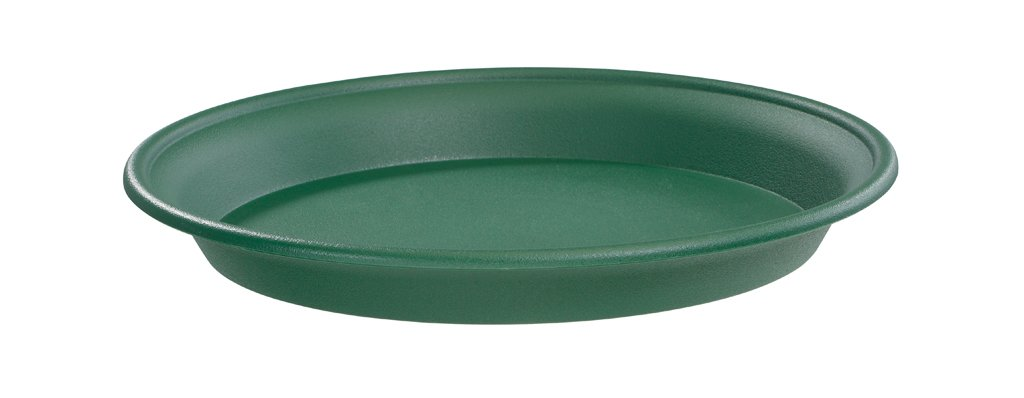 Stewart 2140019 34 cm Multi-Purpose Saucer - Green Stewart Plastics