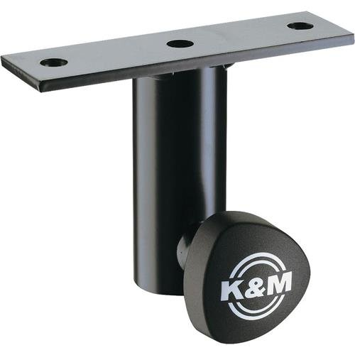 Konig & Meyer 24281-000-55 Patte de Fixation pour Pied d'Enceinte
