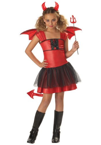 California Costumes Toys Devil Darling, Medium 2018