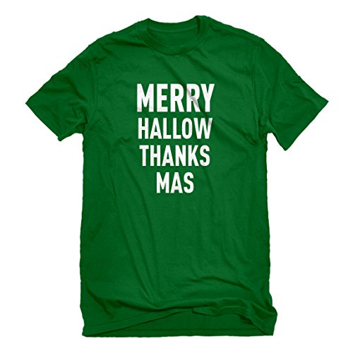 Indica Plateau Mens Merry Hallow Thanks Mas XX-Large Kelly Green -