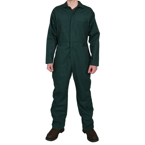 Five Rock Long Sleeve Unlined Coveralls in Spruce 4XL Tall]()