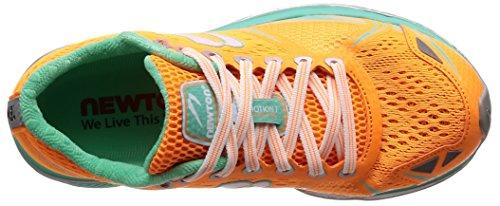 Newton Running Womens Motion 7 Orange / Silver