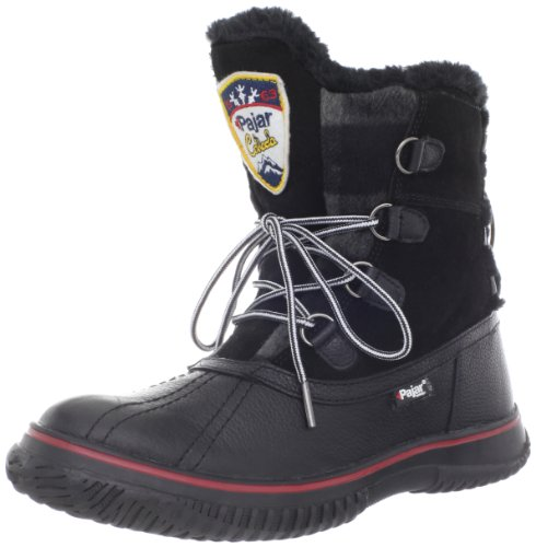 black Black Women's Boots Snow Pajar ICEBERG wXPqnA