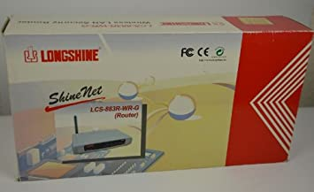 LongShine LCS-883R-WR-G Driver for Mac