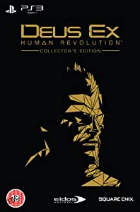 Deus Ex: Human Revolution - Collector's Edition (PS3)[Importación inglesa]