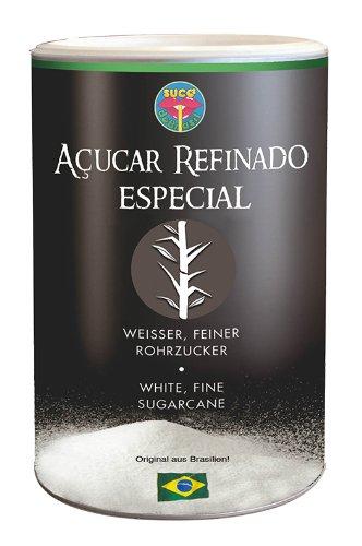 Açúcar de Cana - Guarani - weißer feiner Rohrzucker für Caocktails
