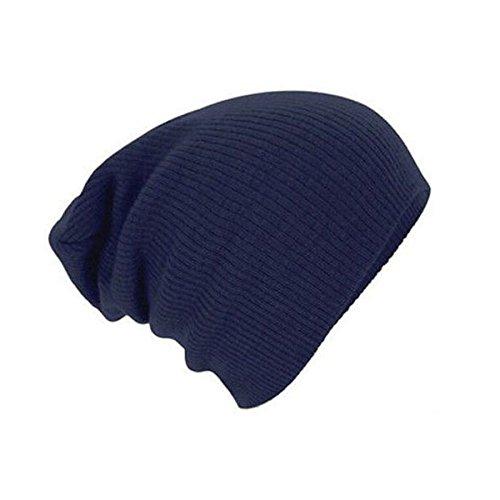gorros Navidad de punto protectores Halloween tejidos sombreros MASTER Señoras blue auditivos tapas caliente sombreros Navy gris beanie 8qxHC5