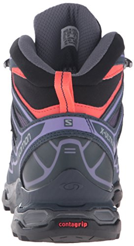 Low Coral Grey Black W Grey Coral Rise Salomon Nightshade Blue Blue Women's Deep Hiking Boots Pun Mid Nightshade Grey X 2 Ultra Deep Pun 8 GTX Y0qOfU