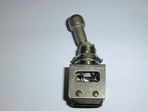 Each Toggle (23AT1-D DPDT TOGGLE SWITCH with LOCKING LEVER ( 1 EACH))