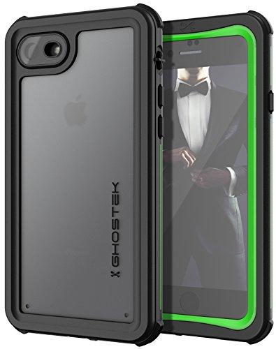 Ghostek Nautical Slim iPhone 8 / iPhone 7 Waterproof Case Military Grade Shockproof   Green