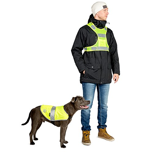 Friendly Swede Reflective Safety Human